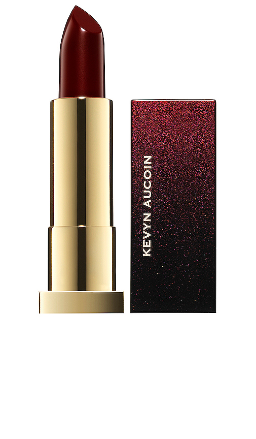 Kevyn Aucoin The Expert Lip Color in Purple.