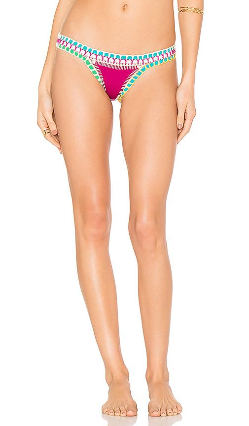 KIINI Coco Bikini Bottom in Pink