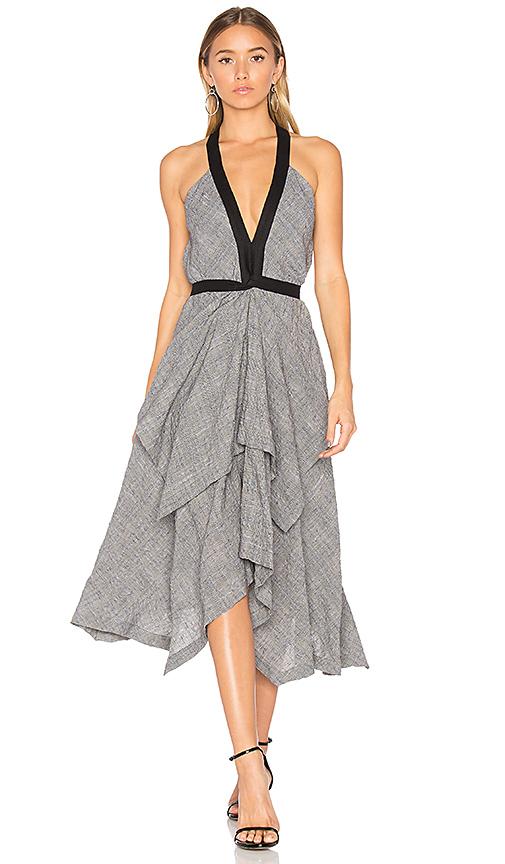 KITX Peace Dress in Black & White. - size UK 10 / US M (also in UK 12 / US L,UK 8 / US S)