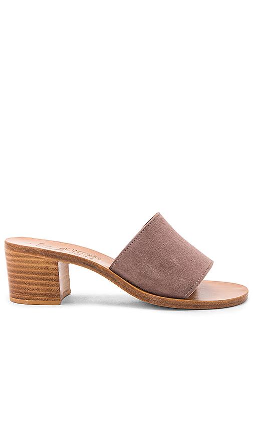 K Jacques Caprika Heel in Brown