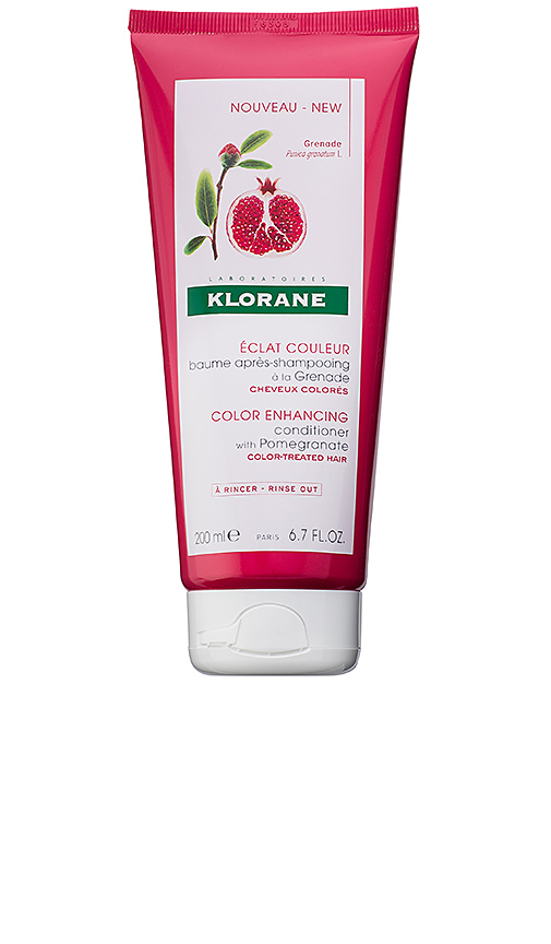 Klorane Conditioner with Pomegranate.