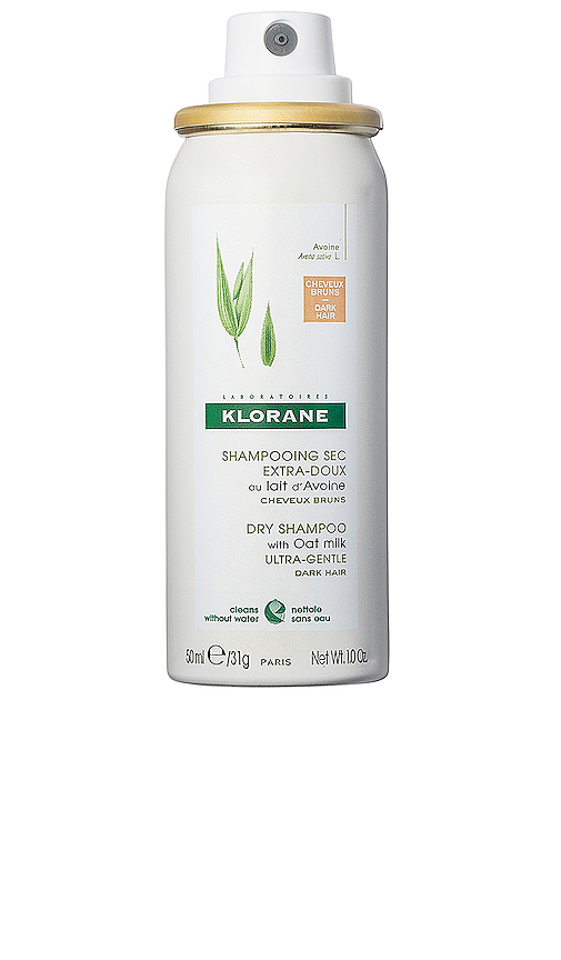 Klorane Travel Dry Shampoo with Oat Milk.