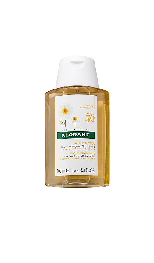 Klorane Travel Shampoo with Chamomile.