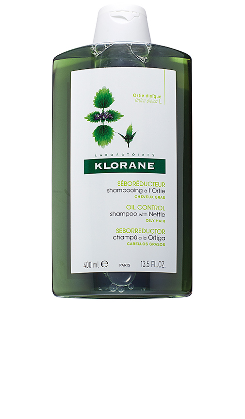 Klorane Shampoo with Nettle.