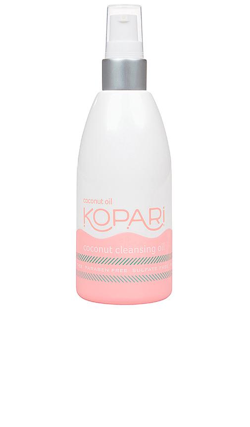 Kopari Coconut Cleansing Oil in Neutral.
