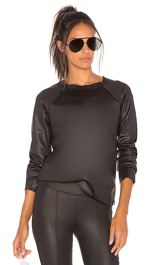 KORAL Repertoire Pullover in Black