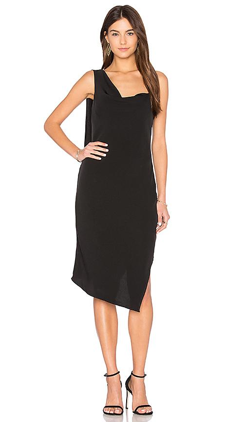 keepsake Needed Me Dress in Black