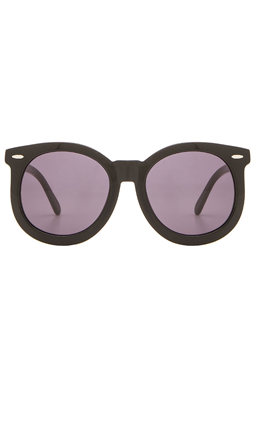Karen Walker Super Worship in Black