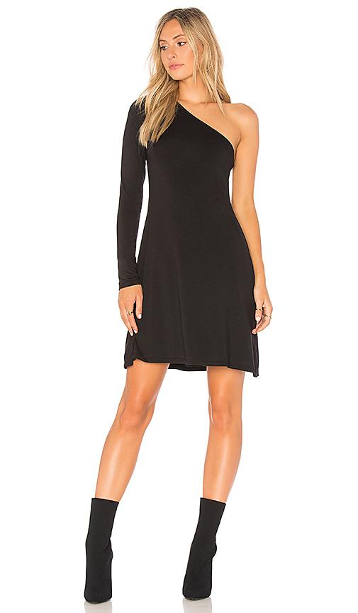 LA Made Gretta Dress in Black