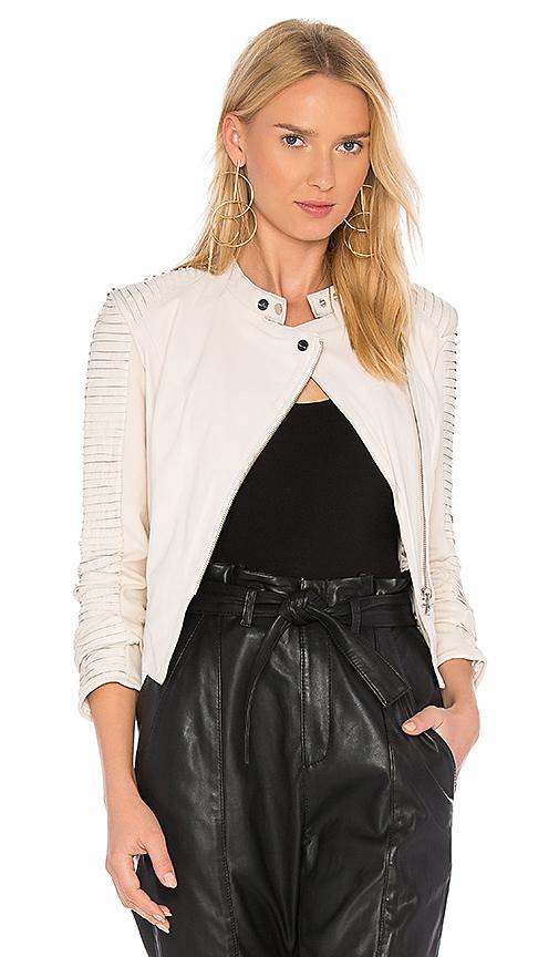 LAMARQUE Paige Jacket in Cream