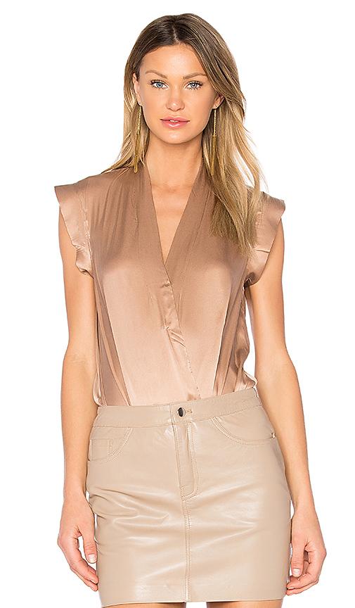LAMARQUE Cinta Bodysuit in Blush