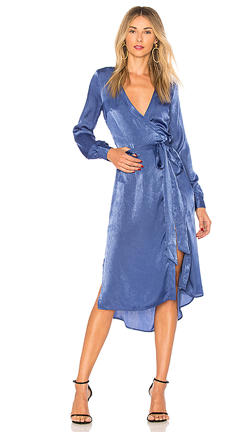 L'Academie The Venice Dress in Blue