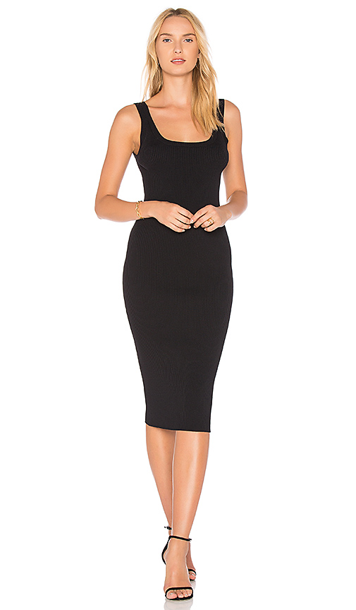Line & Dot Perren Dress in Black. - size XS also in S,M,L