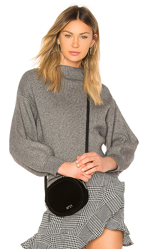 Line & Dot Alder Sweater in Gray. - size M also in L,S,XS