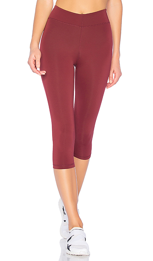 lovewave Amy Pant in Wine. Size XS,L.