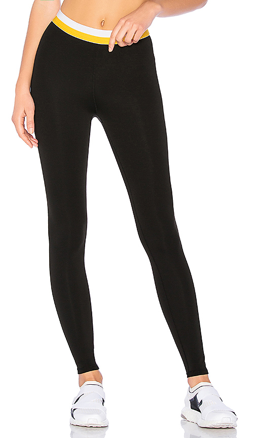 lovewave Hailey Pant in Black. Size L.