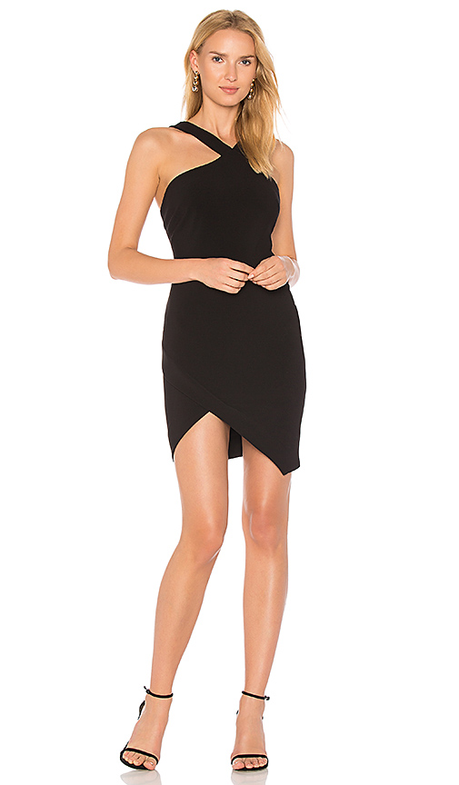 LIKELY Glenchester Dress in Black