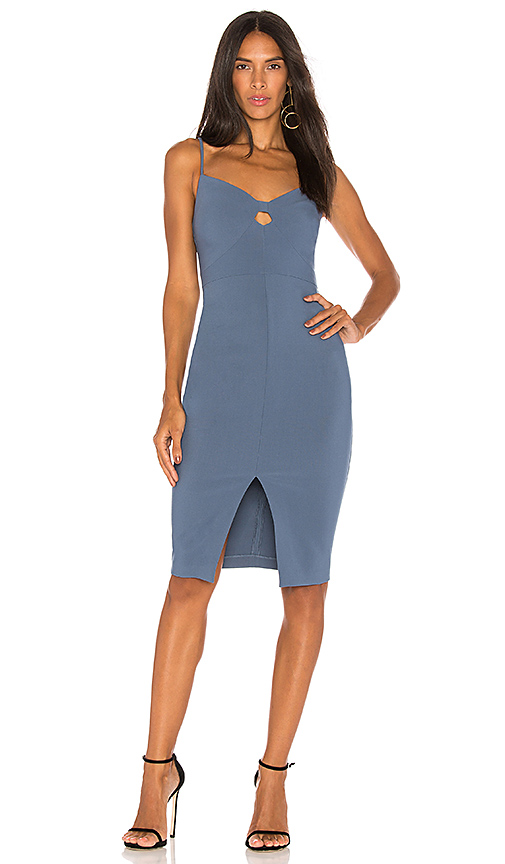 LIKELY Denlan Dress in Blue