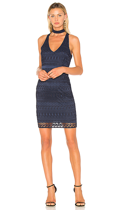 LIKELY Drew Dress in Navy
