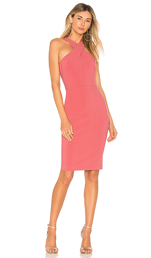 LIKELY Carolyn Dress in Mauve