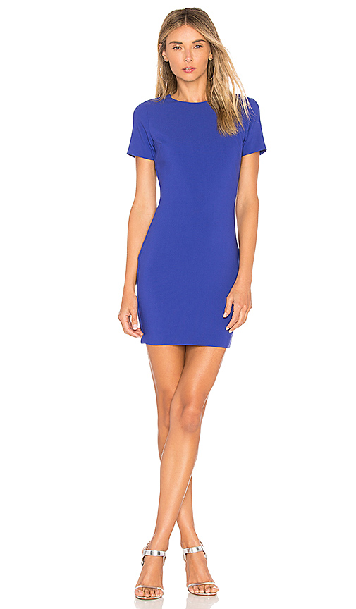 LIKELY Manhattan Dress in Blue