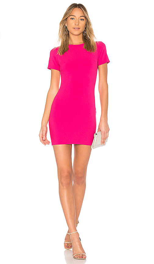 LIKELY Manhattan Dress in Fuchsia. - size 0 (also in 10,2,4,6,8)