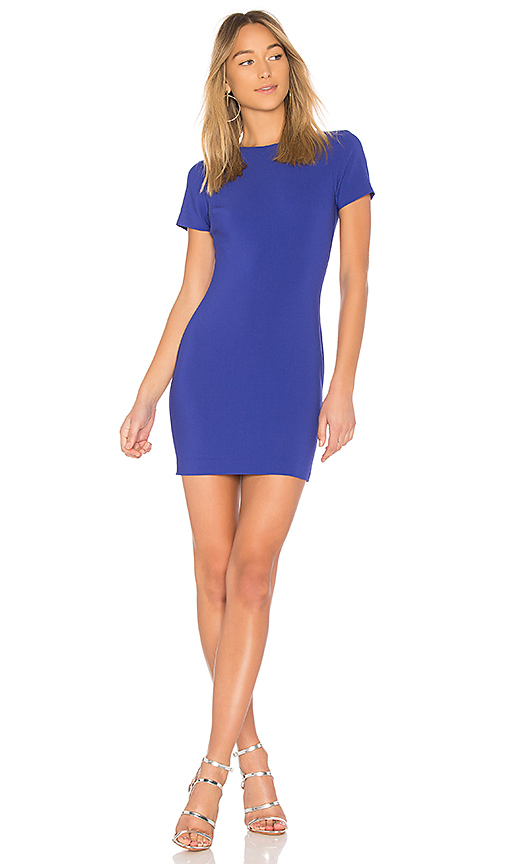 LIKELY Manhattan Dress in Blue. - size 0 (also in 2,4,6,8)