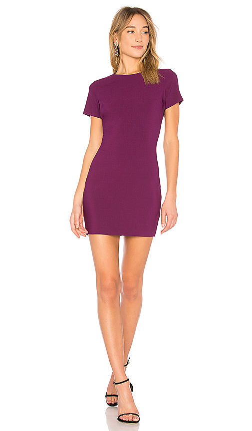 LIKELY Manhattan Dress in Purple