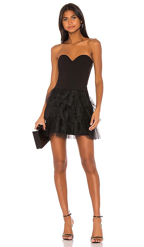 Likely Dresses LIKELY GLYNN DRESS IN BLACK.