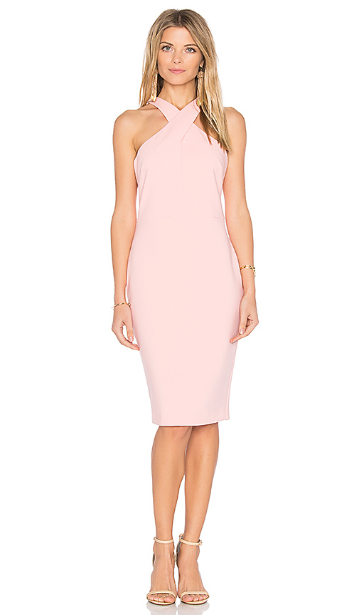 LIKELY Carolyn Dress in Pink