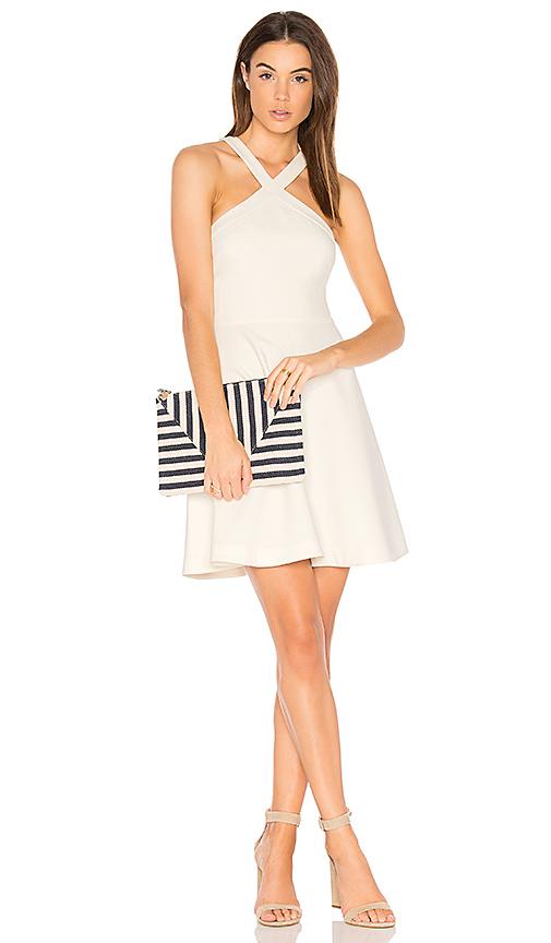 LIKELY Ashland Dress in Ivory