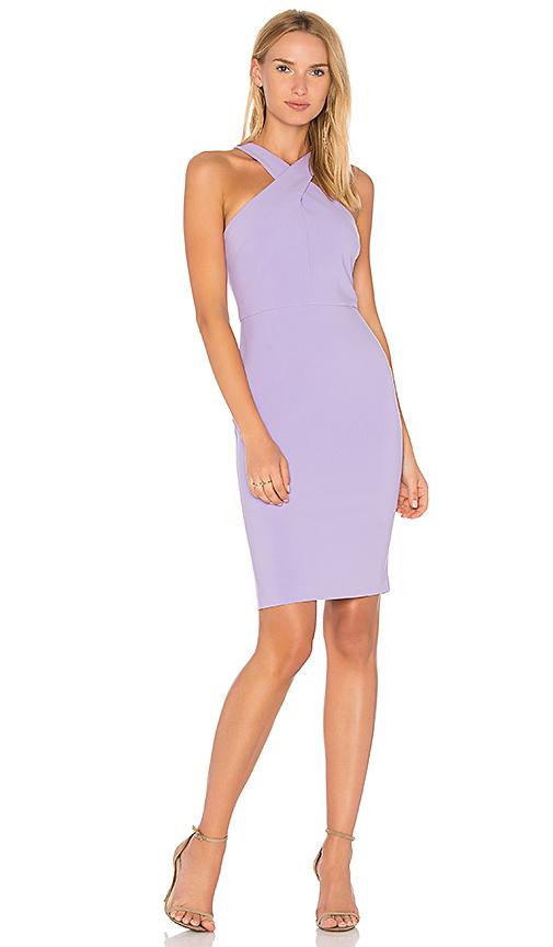 LIKELY Carolyn Dress in Purple