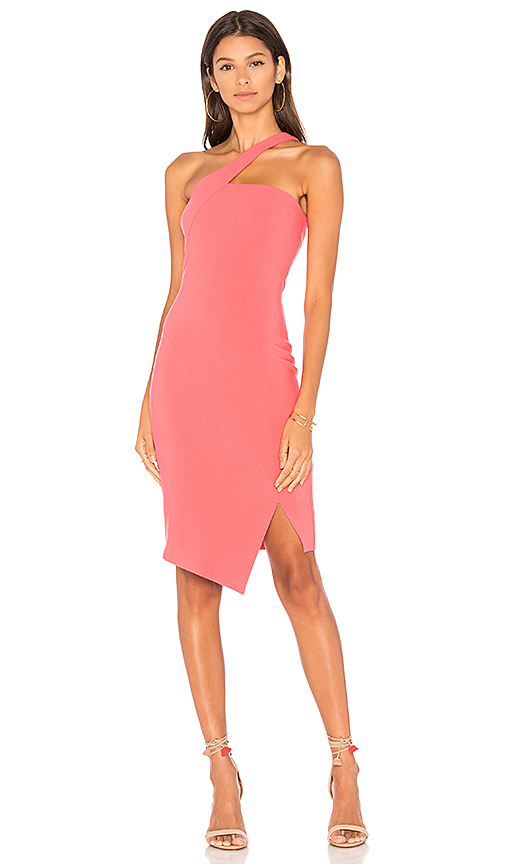 LIKELY Cerise Dress in Pink