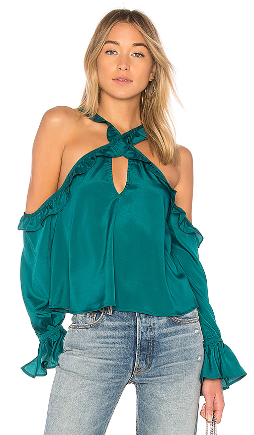 LIKELY Kinley Top in Green