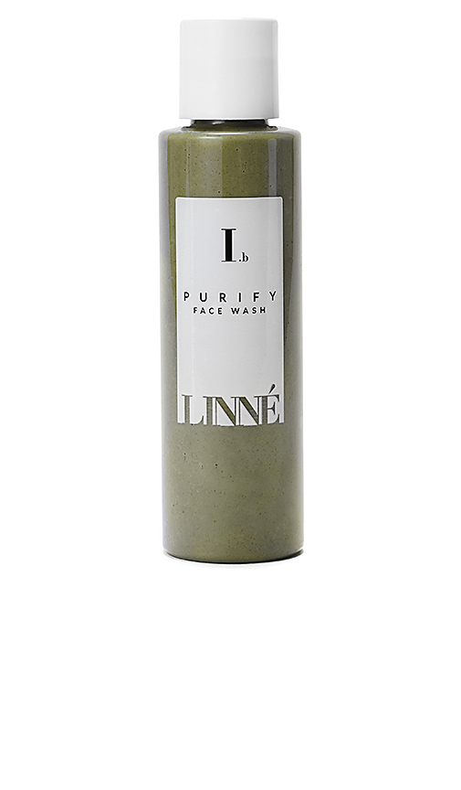 LINNE Purify Face Wash.
