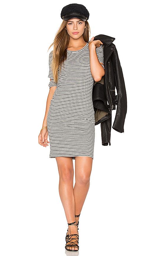 LNA Mini Esso Dress in Black