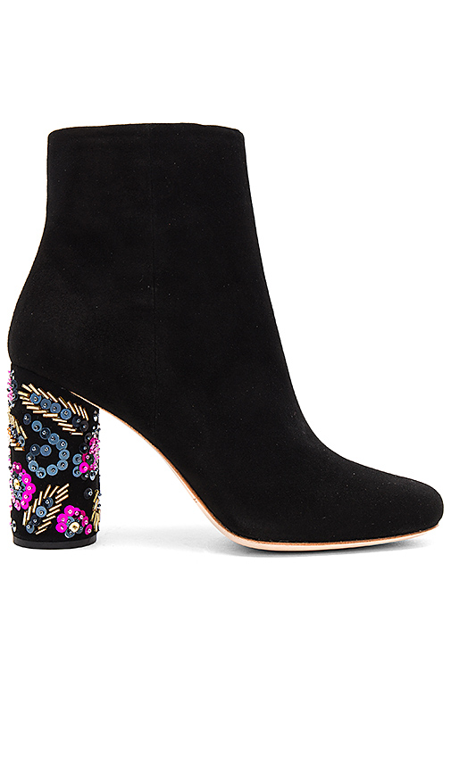 Loeffler Randall Wilder Bootie in Black