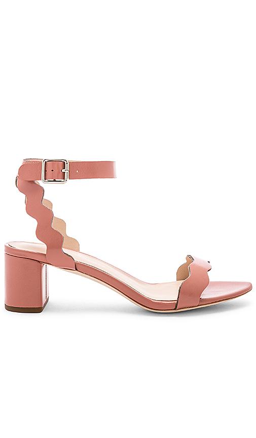 Loeffler Randall Emi Sandal in Pink