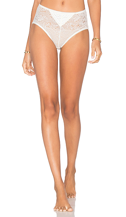 Lonely Billie Mid Brief in White. - size S (also in XS)