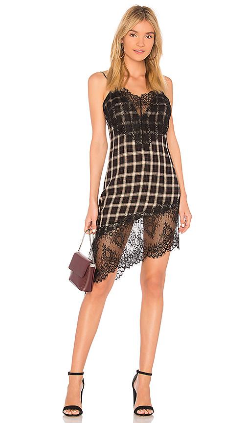 Lovers + Friends Francess Dress in Black. - size XXS (also in L,M,S,XS)