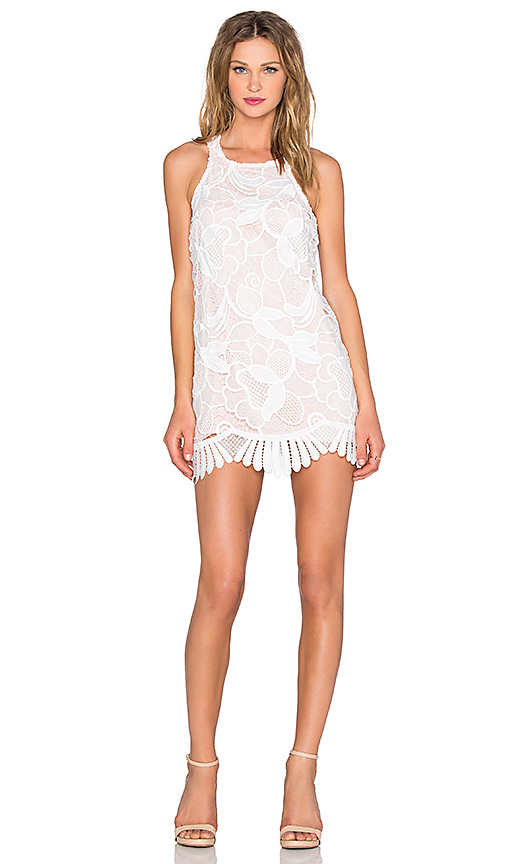 Lovers + Friends x REVOLVE Caspian Shift Dress in Blush