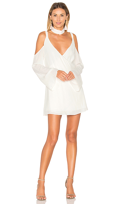 Shop Lovers + Friends x REVOLVE Ryder Dress in White online dresses