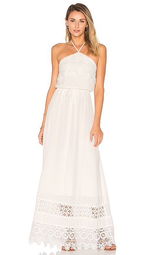 Lovers + Friends Melody Dress in White