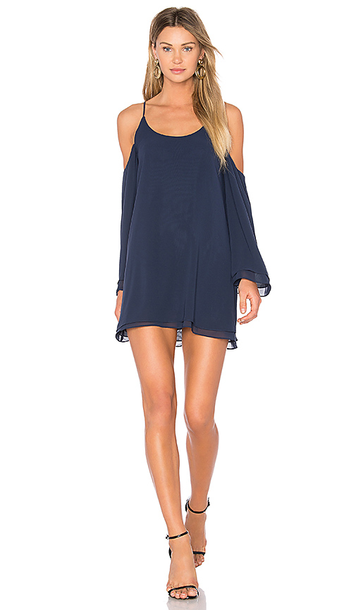 Lovers + Friends x REVOLVE Lucy Dress in Blue