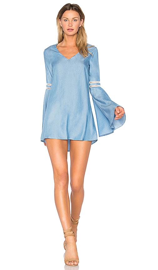Lovers + Friends x REVOLVE Seawater Dress in Blue