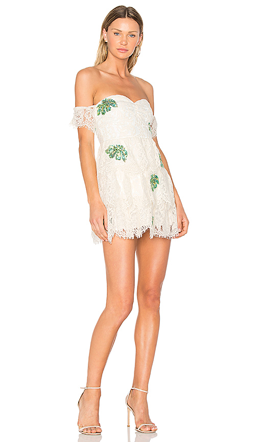 Lovers + Friends x REVOLVE Charleston Dress in White