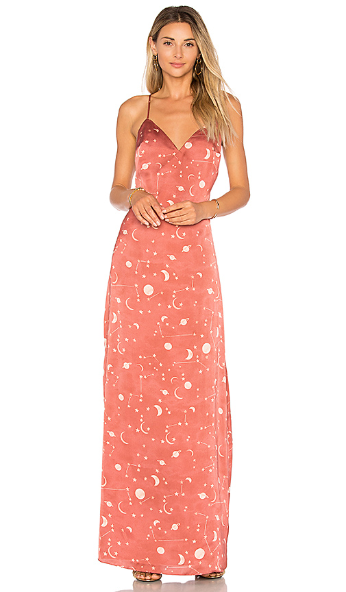 Lovers + Friends x REVOLVE The Revival Dress in Rose