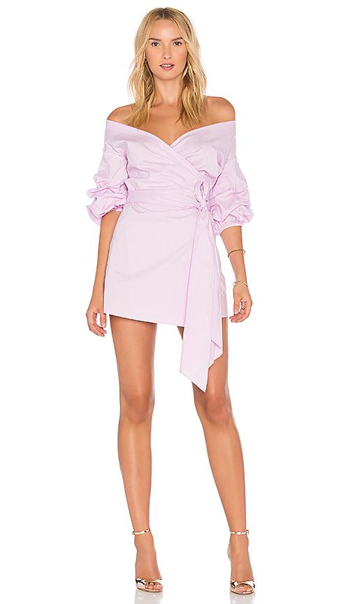 Lovers + Friends X REVOLVE Gabriel Dress in Lavender
