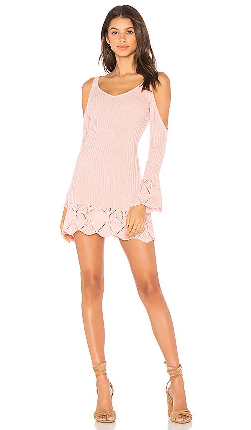 Lovers + Friends x REVOLVE Denny Dress in Pink