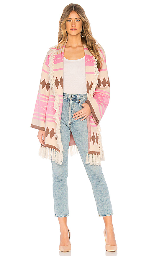LOVERS + FRIENDS | Lovers + Friends Madison Sweater In Pink. - Size S (Also In M) | Goxip
